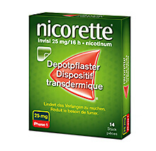 NICORETTE® Invisi dispositif transdermique