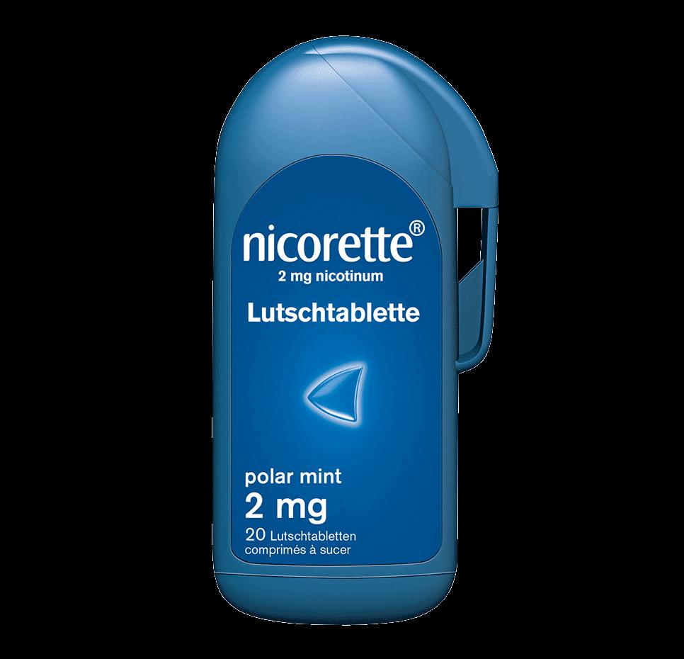 NICORETTE® Comprimés à sucer