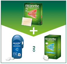 NICORETTE® Thérapie combinée